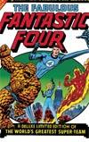 Fantastic Four By John Romita Sr Classic Poster