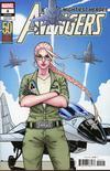 Avengers Vol 7 #4 Cover B Variant Kate Niemczyk Carol Danvers 50th Anniversary Cover