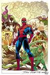 Amazing Spider-Man Vol 5 #1 Cover G Incentive John Romita Sr Variant Cover
