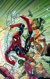 Amazing Spider-Man Vol 5 #1 Cover I Incentive Remastered Color Variant Cover