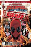 Despicable Deadpool #300 Cover I Regular Mike Hawthorne Cover Signed By Mike Hawthorne