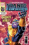 Thanos Vol 2 #13 Cover I 5th Ptg Variant Geoff Shaw Cover