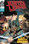 Justice League Vol 4 #6 Cover A Regular Jorge Jimenez Cover