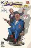 Lex Luthor Porky Pig Special #1 Cover A Regular Ben Oliver Cover