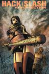 Hack Slash Resurrection #10 Cover A Regular Richard Pace Cover