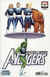 Avengers Vol 7 #6 Cover B Variant John Cassaday Return Of The Fantastic Four Cover