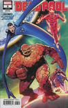 Deadpool Vol 6 #3 Cover B Variant Rob Liefeld Return Of The Fantastic Four Cover