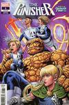 Punisher Vol 11 #1 Cover B Variant Salvador Larroca Return Of The Fantastic Four Cover