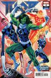 Thor Vol 5 #4 Cover B Variant Bryan Hitch Return Of The Fantastic Four Cover
