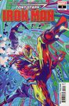 Tony Stark Iron Man #3 Cover A Regular Alexander Lozano Cover