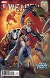 Weapon H #6 Cover B Variant J Scott Campbell Return Of The Fantastic Four Cover