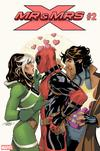 Mr & Mrs X #2 Cover A Regular Terry Dodson Cover