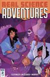 Real Science Adventures Nicodemus Job #2 Cover A Regular Meredith McClaren Cover