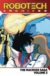 Robotech Archives Macross Saga Vol 3 TP