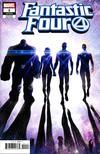 Fantastic Four Vol 6 #1 Cover T Incentive Sara Pichelli Teaser Variant Cover