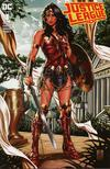 Justice League Vol 4 #1 Cover J Comic Sketch Art Exclusive Mark Brooks Red Armor Variant Cover