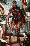 Justice League Vol 4 #1 Cover K Comic Sketch Art Exclusive Mark Brooks Brown Armor Variant Cover