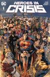 Heroes In Crisis #1 Cover A Regular Clay Mann Cover
