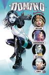 Domino Vol 3 Annual #1 Cover A Regular Greg Land Cover