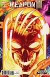 Weapon H #7 Cover B Variant Chris Stevens Cosmic Ghost Rider VS Cover