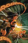 X-23 Vol 3 #4 Cover B Variant Yasmine Putri Cosmic Ghost Rider VS Cover