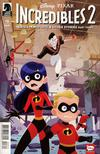 Disney Pixars Incredibles 2 Crisis In Mid-Life & Other Stories #3 Cover A Regular Gurihiru Cover