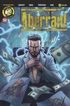 Aberrant #4 Cover A Regular Davi Leon Dias Cover