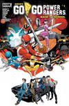 Sabans Go Go Power Rangers Back To School #1 Cover A Regular Dan Mora Cover