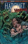 Adam Greens Hatchet Vengeance #1 Cover A Regular Puis Calzada Faceoff Cover