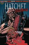 Adam Greens Hatchet Vengeance #1 Cover B Variant Buz Hasson Blood & Gore Cover