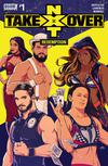 WWE NXT Takeover Redemption #1 Cover A Regular Audrey Mok Cover