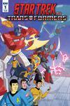 Star Trek vs Transformers #1 Cover A Regular Philip Murphy Cover