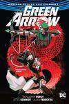 Green Arrow Rebirth Deluxe Edition Book 1 HC
