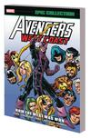 Avengers West Coast Epic Collection Vol 1 How The West Was Won TP
