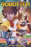 Robotech Vol 3 Blind Game TP