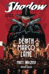 Shadow Death Of Margo Lane HC Signed Limited Edition