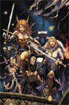 Asgardians Of The Galaxy #1 By Dale Keown Poster