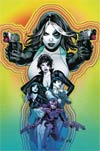 Domino Vol 3 #6 By Greg Land Poster