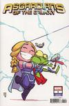 Asgardians Of The Galaxy #1 Cover B Variant Skottie Young Baby Cover