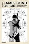 James Bond Origin #1 Cover G Incentive John Cassaday Black & White Cover