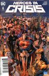 Heroes In Crisis #1 Cover G DF Signed By Tom King