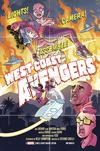 West Coast Avengers Vol 3 #2 Cover C Incentive Tony Fleecs Variant Cover