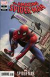 Amazing Spider-Man Vol 5 Annual #1 Cover C Incentive Dennis Chan Marvels Spider-Man Video Game Variant Cover