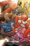 Sabans Go Go Power Rangers Back To School #1 Cover C Incentive Jonboy Meyers Virgin Variant Cover