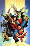 Justice League Vol 4 #1 Cover S Variant Jim Cheung Virgin Cover