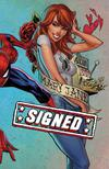 Amazing Spider-Man Vol 5 #1  Midtown Exclusive J Scott Campbell Composite Part 2 Wraparound Cover Signed By Nick Spencer