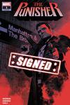 Punisher Vol 11 #1 Cover J Regular Greg Smallwood Cover Signed By Matthew Rosenberg