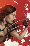 X-23 Vol 3 #1 Cover F Incentive Mike Choi Virgin Cover