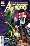Avengers Vol 7 #2 Cover E 3rd Ptg Variant Ed Mcguinness Cover