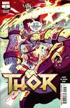 Thor Vol 5 #1 Cover J 2nd Ptg Variant Christian Ward Cover